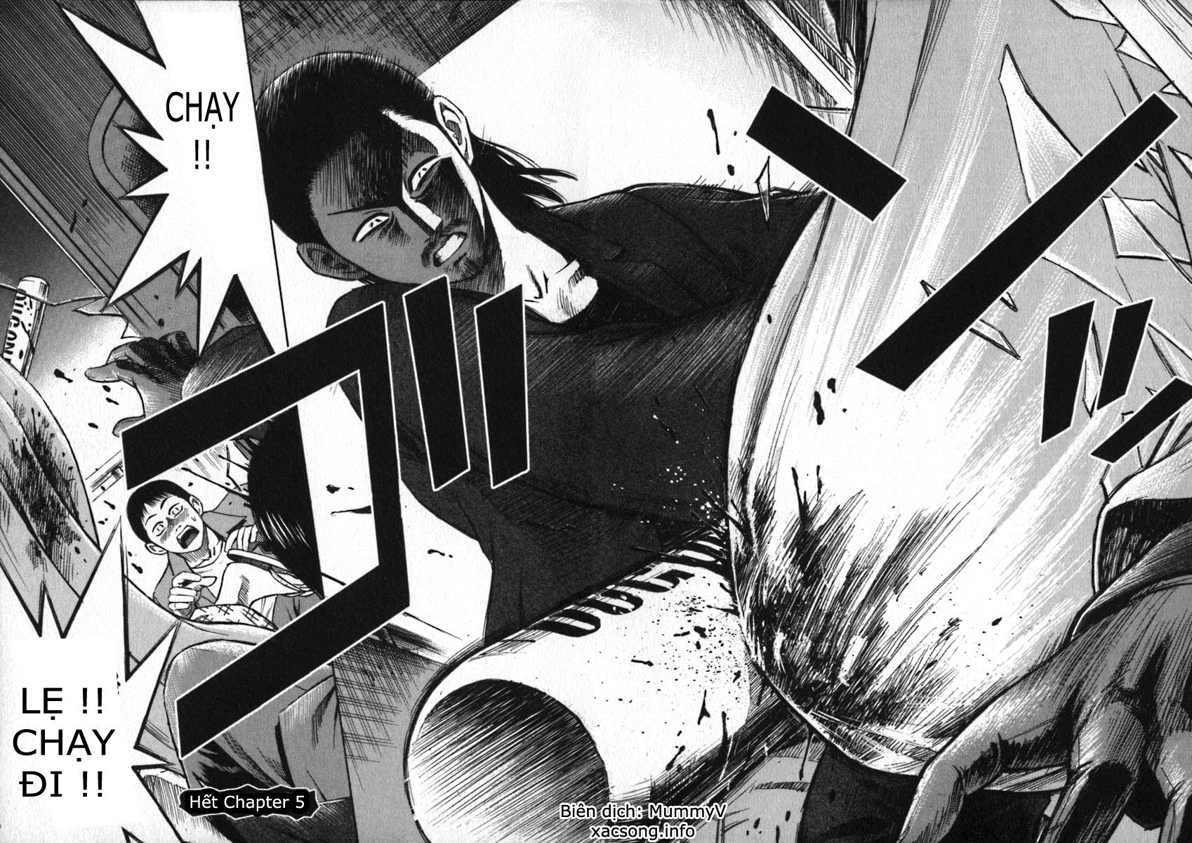 Higanjima chap 5 page 20 - IZTruyenTranh.com