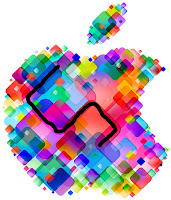 The 5 seemingly embedded in the WWDC logo - apple