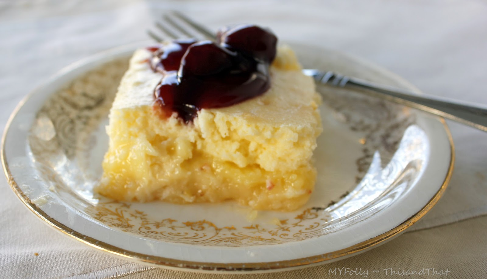 This and that: Meyer Lemon Shortbread Cheesecake Bars