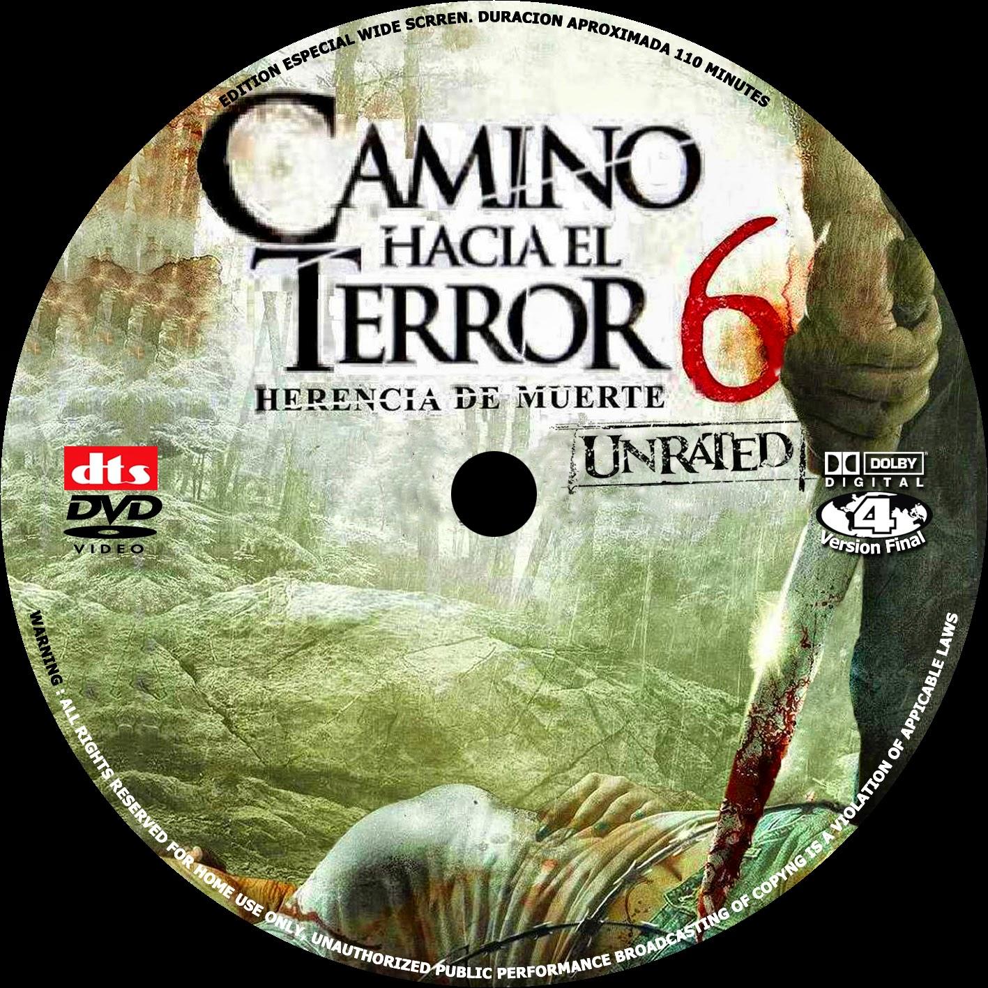 Camino hacia el terror 6 Trailer Oficial - YouTube