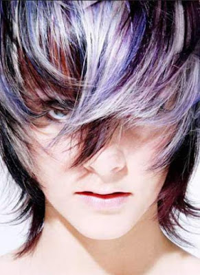 Warna highlights untuk rambut pendek wanita 2016