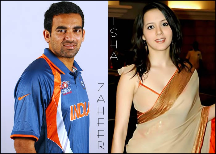 Isha Sharvani and Zaheer Khan to get Married | CELEBRITIES ...