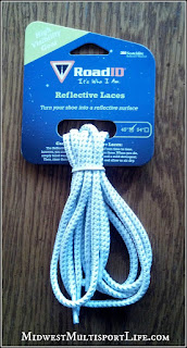RoadID Reflective Shoe Laces