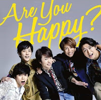 嵐 ♥ 第15張大碟「 Are You Happy ? 」《 通常盤 》♥ 絶賛発売中 ♥