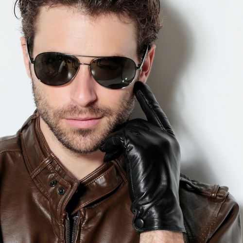 Men's Leaher Gloves