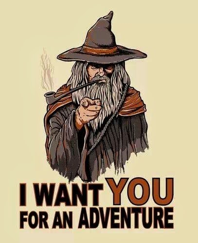 TE LO DICE GANDALF...