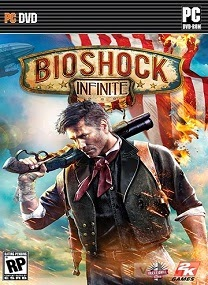 Bioshock Infinite PC Cover BioShock Infinite Repack Black Box