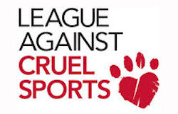 JOIN THE LEAGUE AGAINST CRUEL SPORTS