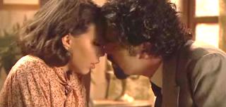 Emilia e Cesar si mettono insieme Il segreto