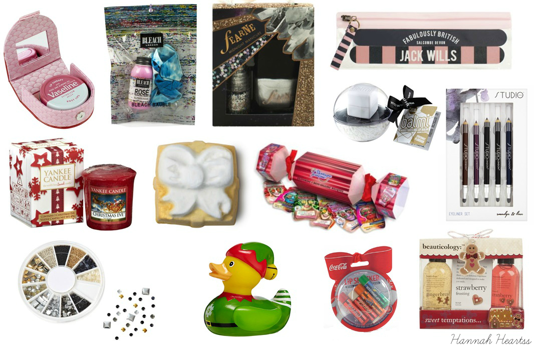 Beauty Stocking Fillers £5 & Under