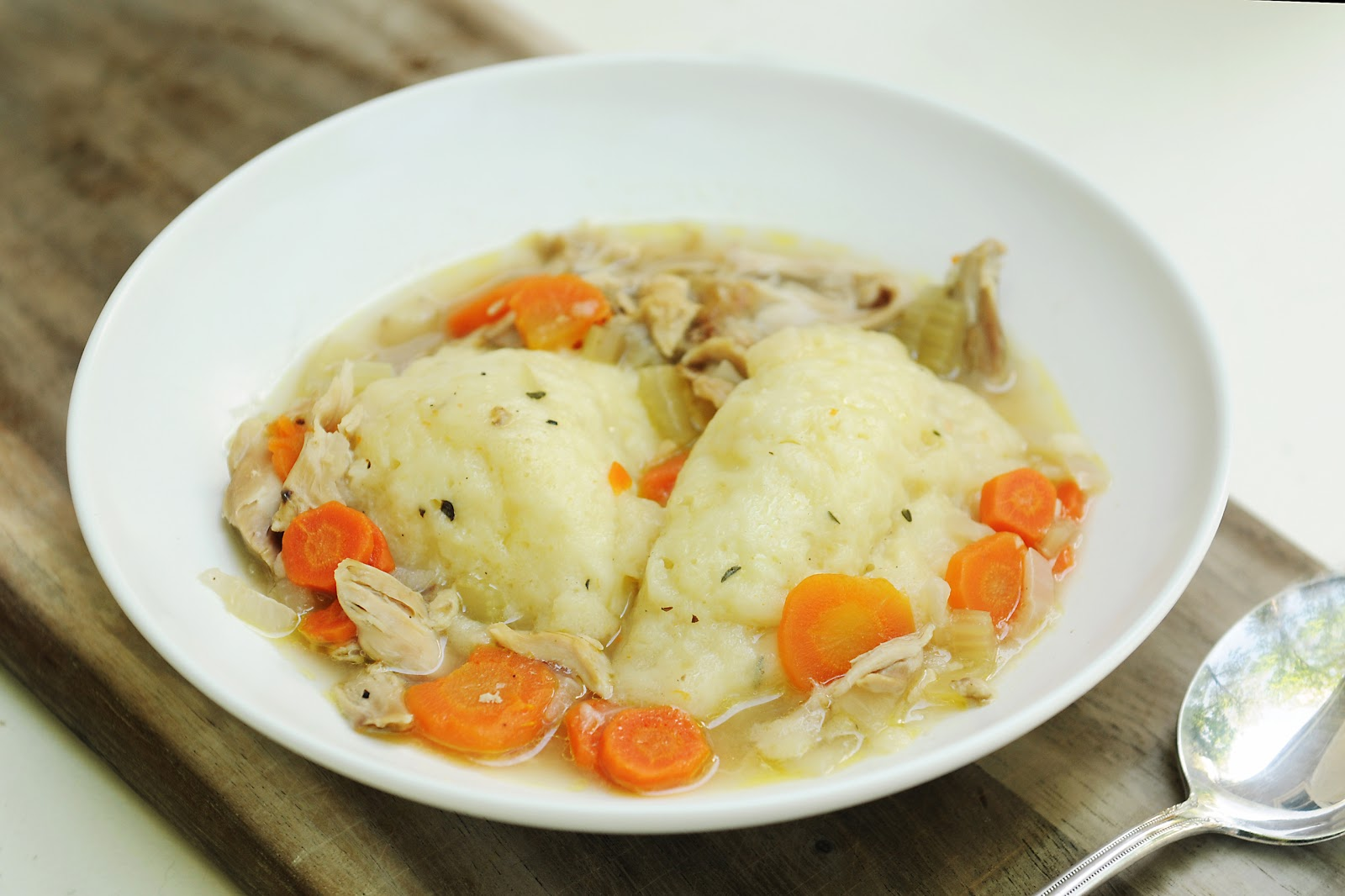 Simply Gourmet: 157. Chicken and Dumplings