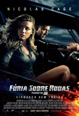 Fúria Sobre Rodas - BluRay 1080p x264 Dual Audio