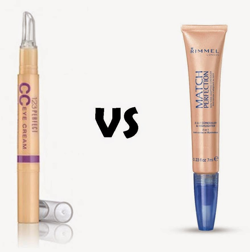 see you sun anti cernes rimmel match perfection vs cc eye cream bourjois. Black Bedroom Furniture Sets. Home Design Ideas