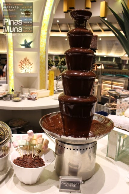 Vikings Davao Chocolate Fondue