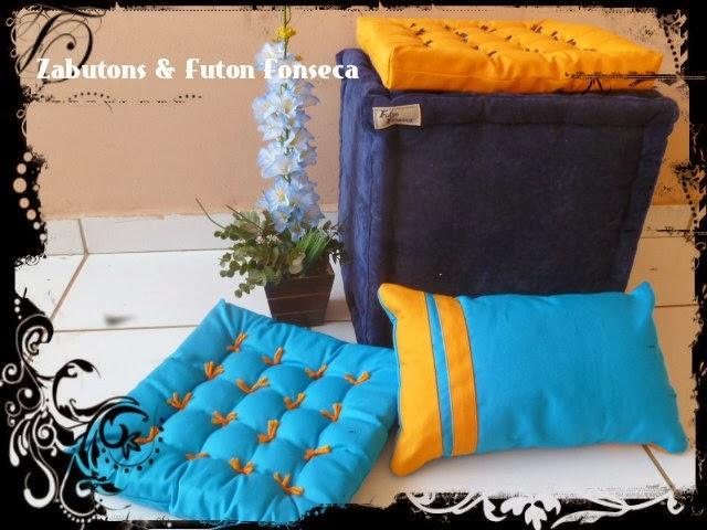 Zabutons & Futon Fonseca