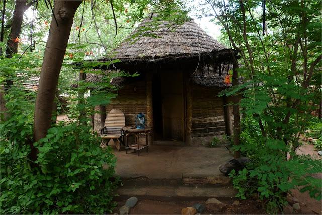 Cabaña del campement