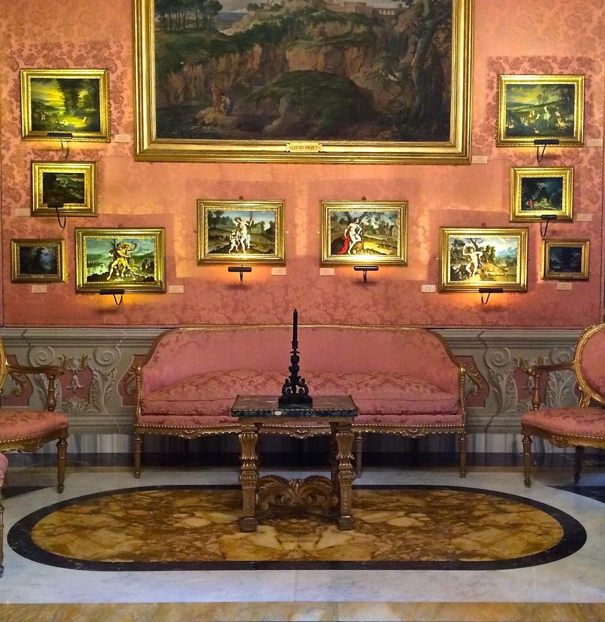 Palazzos in Rome // Palazzo Colonna