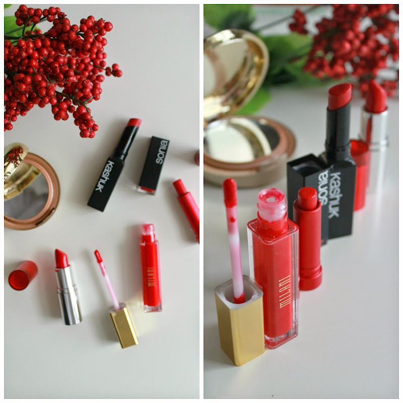 best drugstore red lipsticks