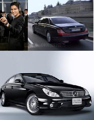 My Dramaseoul Mobil Mewah Seleb Kpop