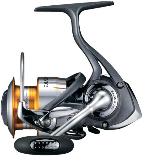 Daiwa reels daiwa freams spinning reels for Daiwa fishing reels