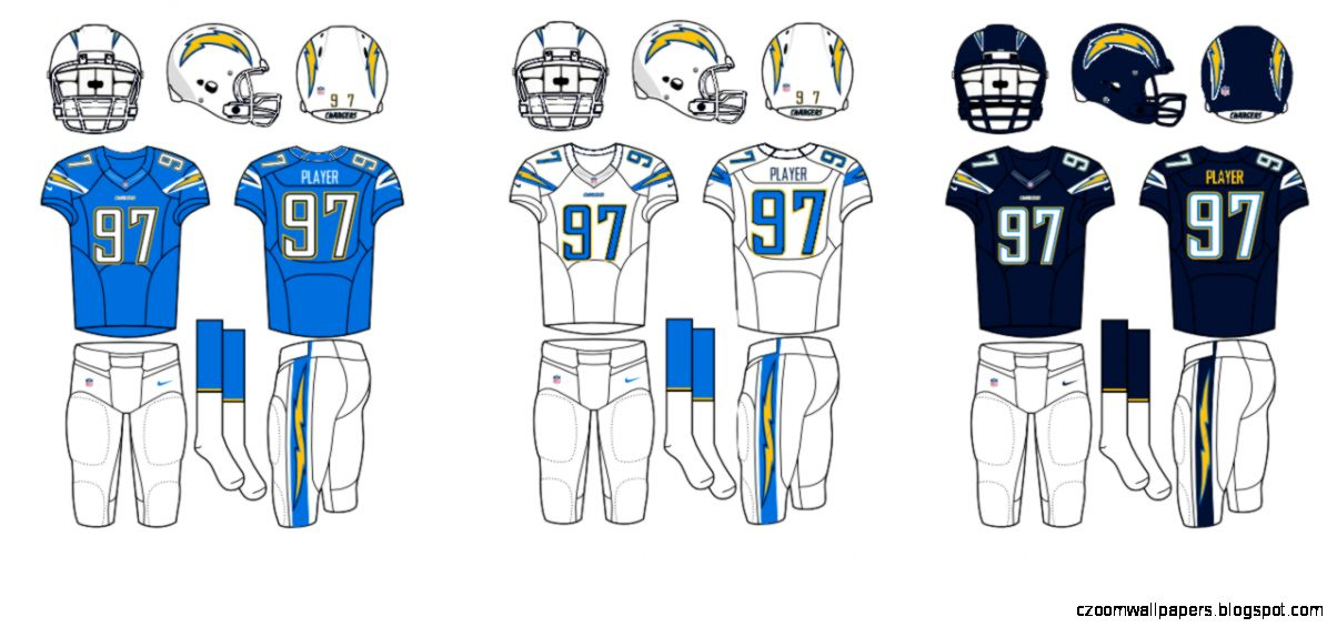 San Diego Chargers Concept   Concepts   Chris Creamers Sports