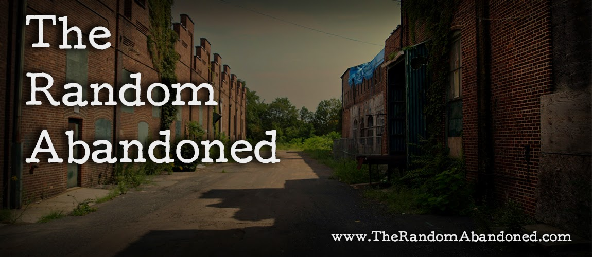 random abandoned new jersey rotting building tire factory dylan benson