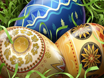 #16 Happy Easter Wallpaper