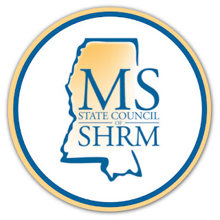 The official logo of Mississippi SHRM (MSSHRM)