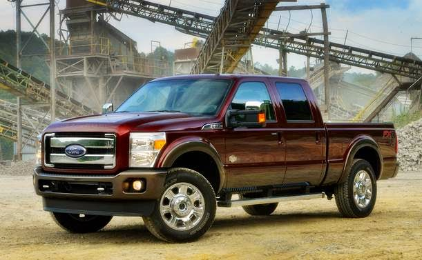 2015 Ford F 250 King Ranch