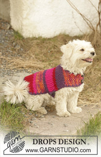 Miss Julias Patterns: Free Patterns - 30 Going to the Dogs in Knit, Croc...