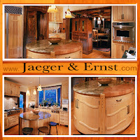 www.JaegerAndErnst.com Best Handmade Design/Build Custom Kitchen and Bath Cabinetry VA, DC, MD  The most experienced and service oriented, design/build cabinet makers, with 43 years of individually handcrafted, fine interior woodworking.    www.JaegerAndErnst.com
