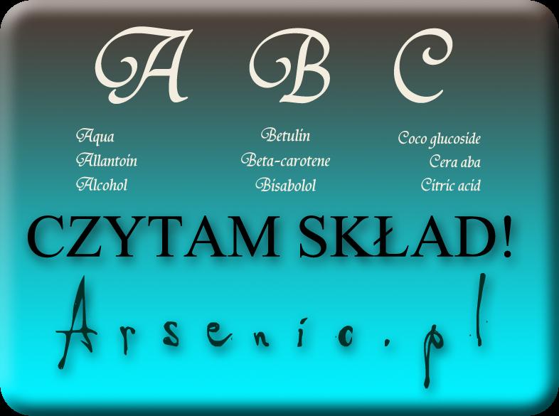 Czytamy skład z Arsenic