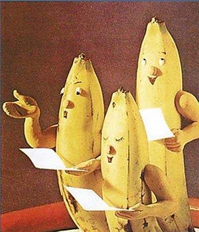 تناول الموز له ثمانية فوائد صحيحة syrianight-b4f8808ff