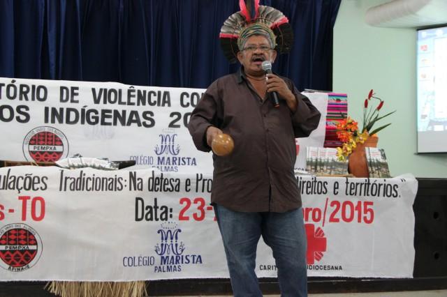 Seminário Povos Indígenas e Populações Tradicionais - Palmas  TO