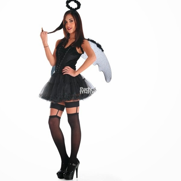 Disfraces de halloween para mujeres angeles for Disfraces de angeles