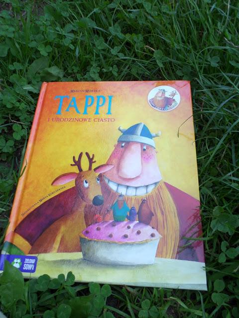 """""""Tappi i urodzinowe ciasto"""""""