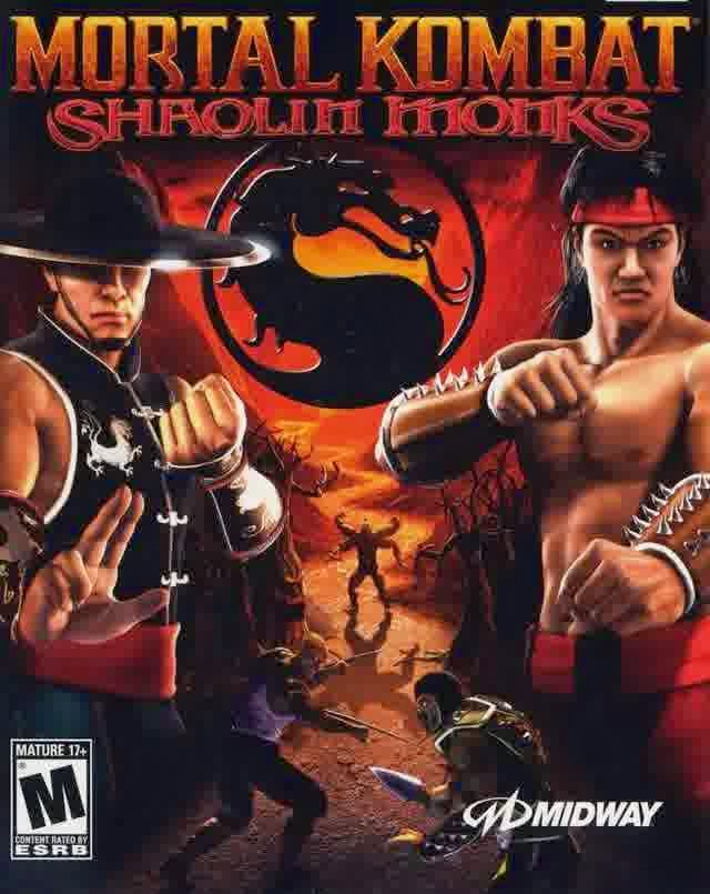 Free Download Mortal Kombat Shaolin Monks (MK Shaolin Monks) PC Games Full Version