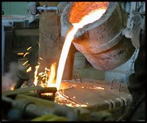 Industrial Metal Casting