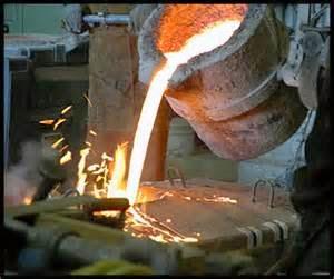 Industrial Metal Casting
