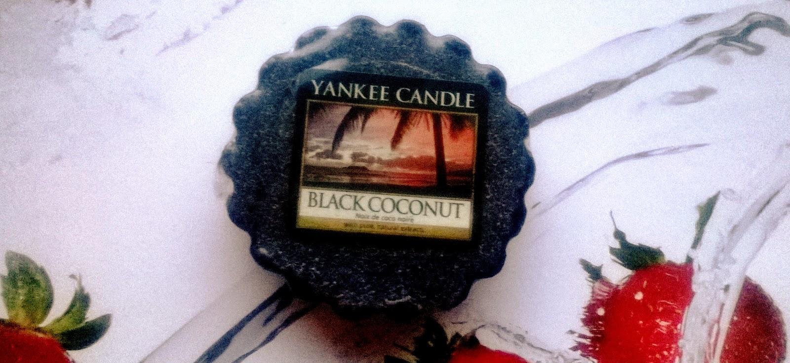 [Yankee Candle] Czarny kokos
