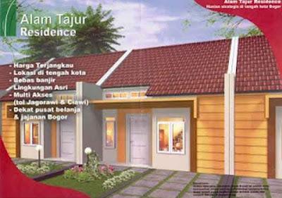 Info Perumahan Alam Tajur Residence Bogor