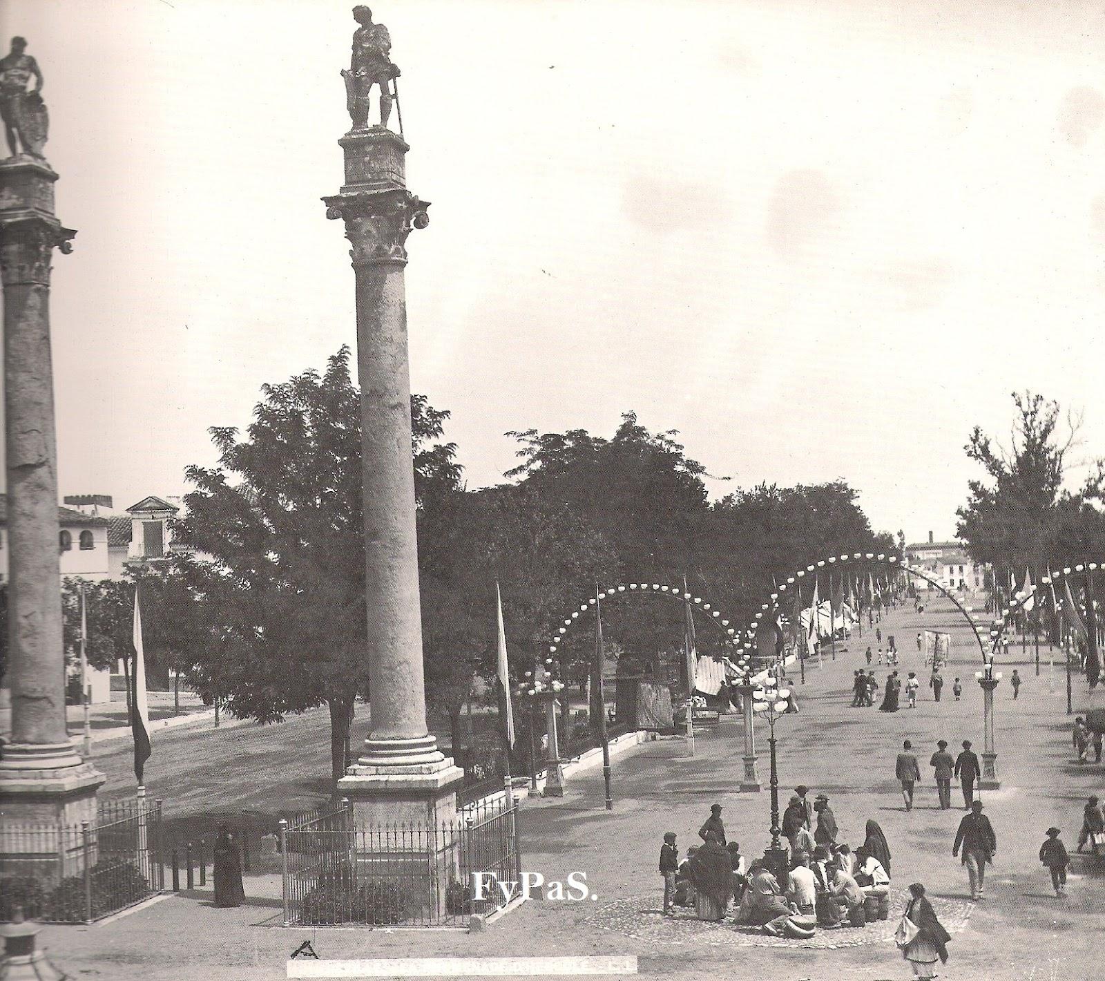 Fotos Y Postales Antiguas De Sevilla Alameda De Hrcules ... - photo#11