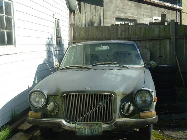 Restoration project cars 1971 volvo 164 project for sale for American restoration cars for sale