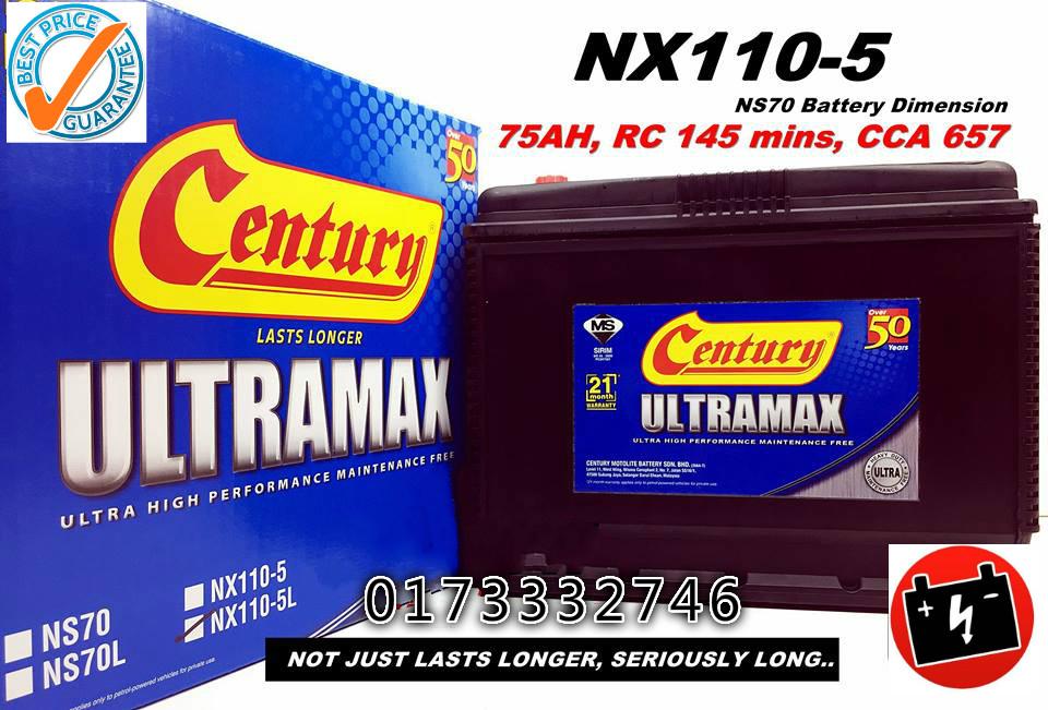 Ultramax Nx110-5l