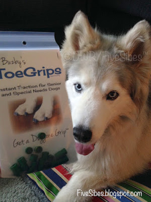 Fivesibes Walkin On Sunshine With Help From Toegrips A