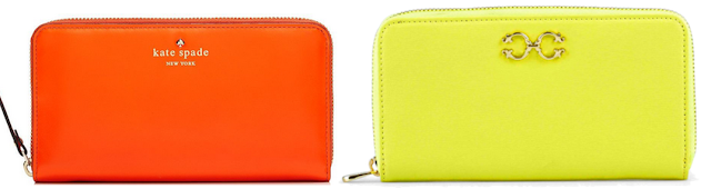Zip Around Wallets - Kate Spade C. Wonder