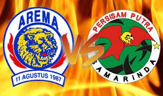 Hasil Pertandingan Arema Indonesia melawan Mitra Kukar