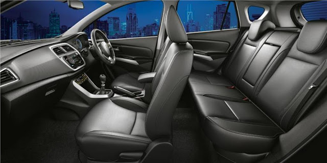 Maruti-S-Cross-Seat