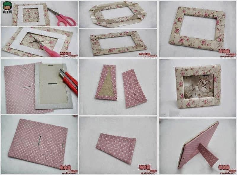 Armario Ikea Pax Esquina ~ Eu Amo Artesanato Porta retrato de papel u00e3o