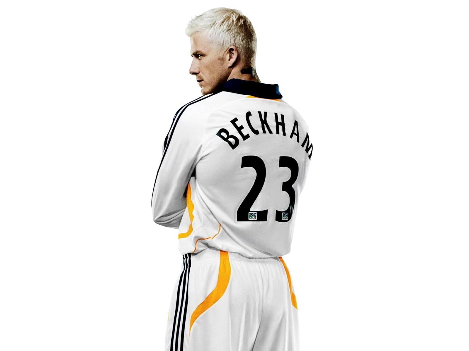 Beckham Soccer Wallpaper